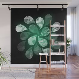 Abstract Water Drops XXX Wall Mural