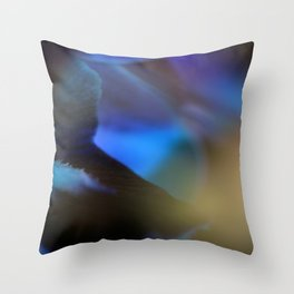 Blurry  Throw Pillow