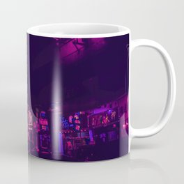 Cyberpunk Car Modified Coffee Mug