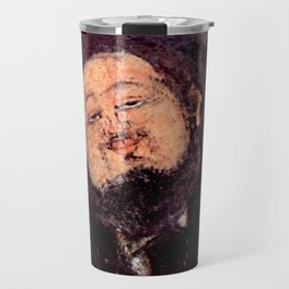 "Amedeo Modigliani ""Diego Rivera"" Travel Mug"