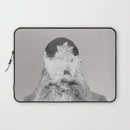 An old snowflake Laptop Sleeve