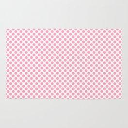 Pink Polka Dots Rug