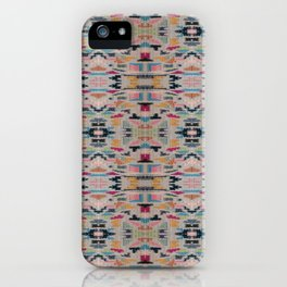 Spring Geometry iPhone Case