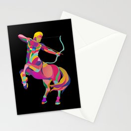 Sagittarius #1 Stationery Cards