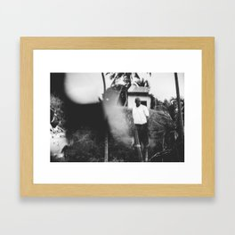 Illusion, Mozambique Framed Art Print