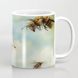 Crown of Bees Coffee Mug