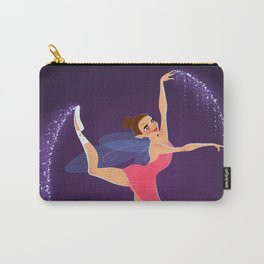 Ballerina Faerie Carry-All Pouch