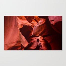 Antilope Canyon Canvas Print