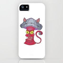 Kitty Shroomie #1 iPhone Case