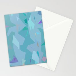 ABSTRACTION Stationery Cards