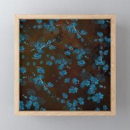 Cherry Flower 8 Framed Mini Art Print