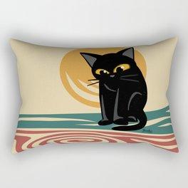 An eddy Rectangular Pillow