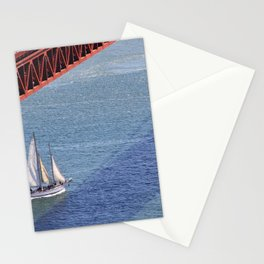Entering the Gate Stationery Cards