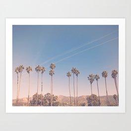 Cali Life, No. 3 Art Print