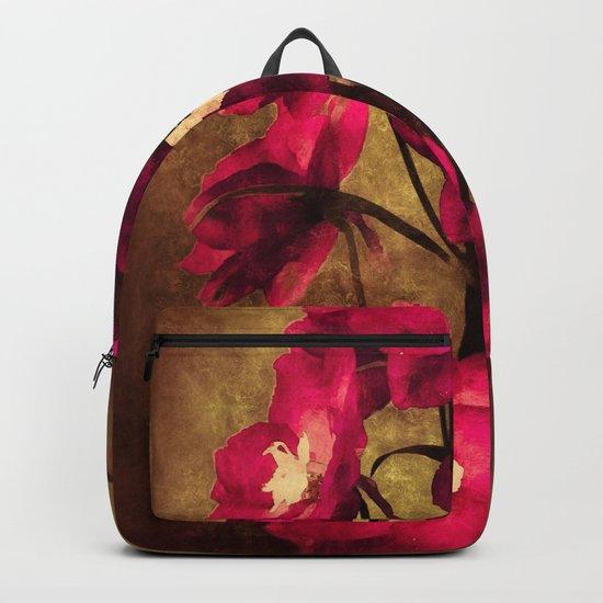 Vintage Flowers Backpack