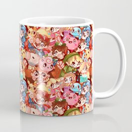 Super Smash! Coffee Mug