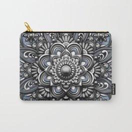 Mandala - Heraldic Carry-All Pouch