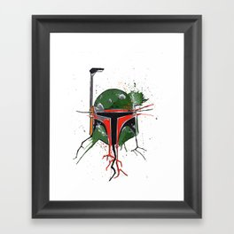 Bounty Hunter Framed Art Print