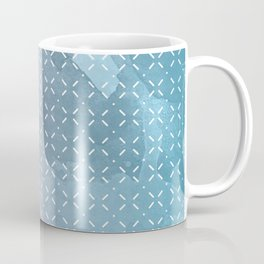 Geometric Aquarelle Coffee Mug