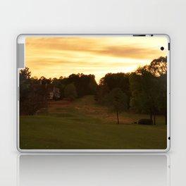 House Down the Way Laptop & iPad Skin