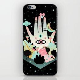 Mystery Garden iPhone Skin