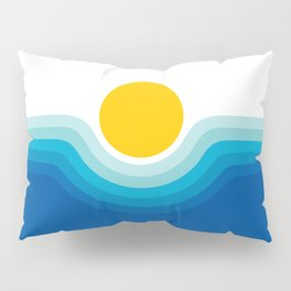 Ocean Canyon Pillow Sham