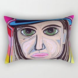 Dama 100% LANA Rectangular Pillow