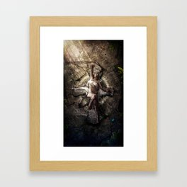 Last breath of Nedolya Framed Art Print