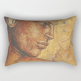 Yearning~ Man Rectangular Pillow