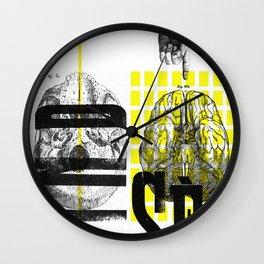 mindset Wall Clock