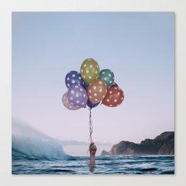Unbirthday. Canvas Print