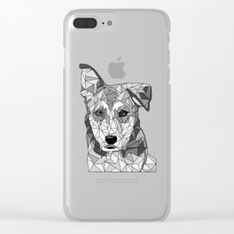 Rufus Clear iPhone Case