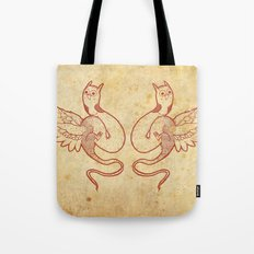 Weird Creatures Tote Bag