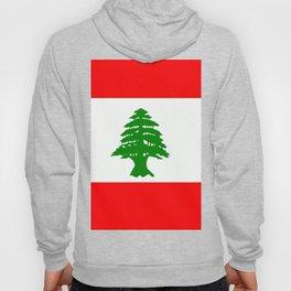 Flag of Lebanon Hoody