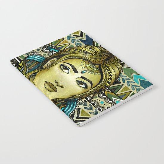 Golden Girl Notebook