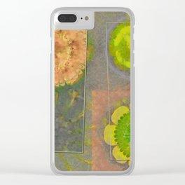 Wheresoever Balance Flower  ID:16165-142355-00811 Clear iPhone Case