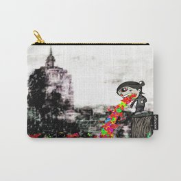 Technicolor Yawn Project #TYP Carry-All Pouch