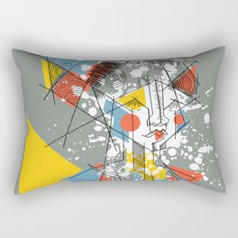 geisha2 Rectangular Pillow