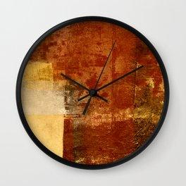 Surya Wall Clock
