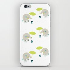 Rain Pattern iPhone & iPod Skin