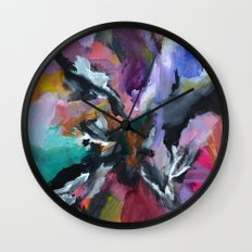untitled z Wall Clock