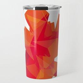 color blox Travel Mug