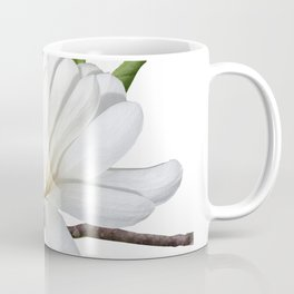 The Flower is the Star (Magnolia) Coffee Mug