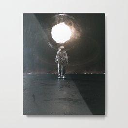 Creative Constipation Metal Print