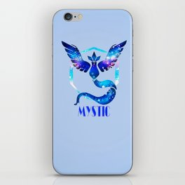 MYSTIC iPhone Skin
