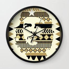 Le-Che Wall Clock
