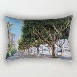 Trapani art 10 Rectangular Pillow
