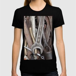 old tools T-shirt