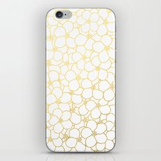 Forget Me Knot White Gold iPhone & iPod Skin
