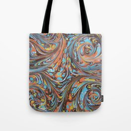 Crowded Colors Tote Bag